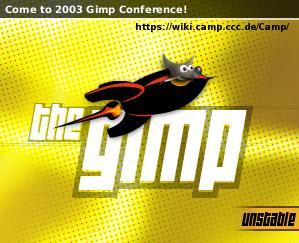 Splash Screen para gimp (Versões 1.3) Gimp_splashpng.1.12
