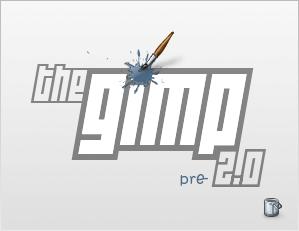 Splash Screen para gimp (Versões 1.3) Gimp_splashpng.1.18