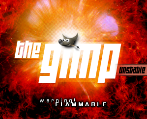 Splash Screen para gimp (Versões 1.3) Gimp_splashpng.1.6