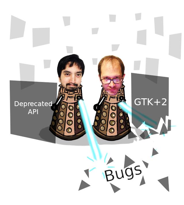 Exterminar (GTK + 2)!