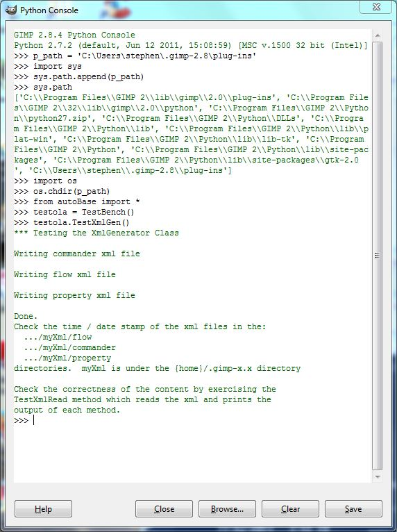 GIMP - Automate Editing
