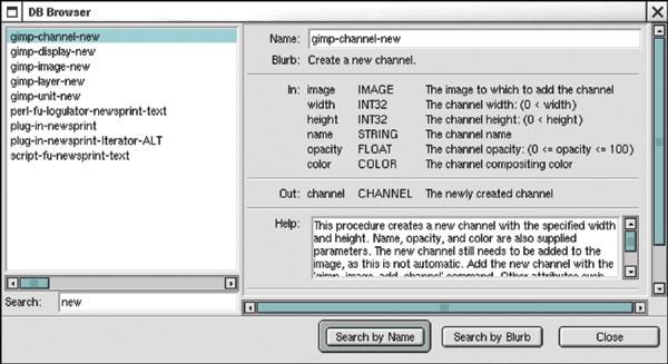 GIMP - Basic Scheme 2