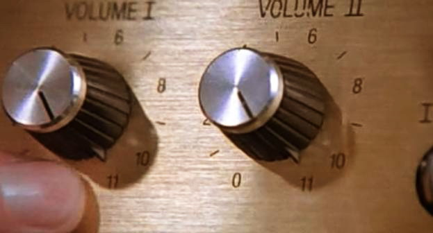Spinal Tap up to eleven