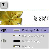 Gimp simple animations step 2 negle Choice Image